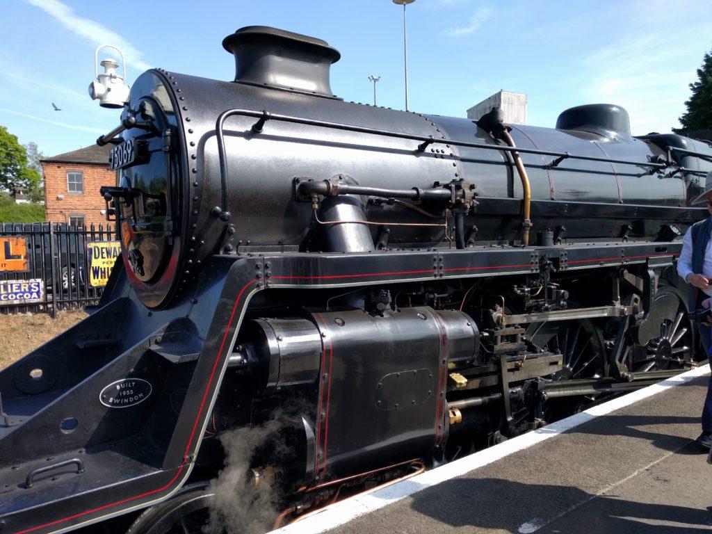 Heritage Railway – Penny Hampson – Writing History, Mystery